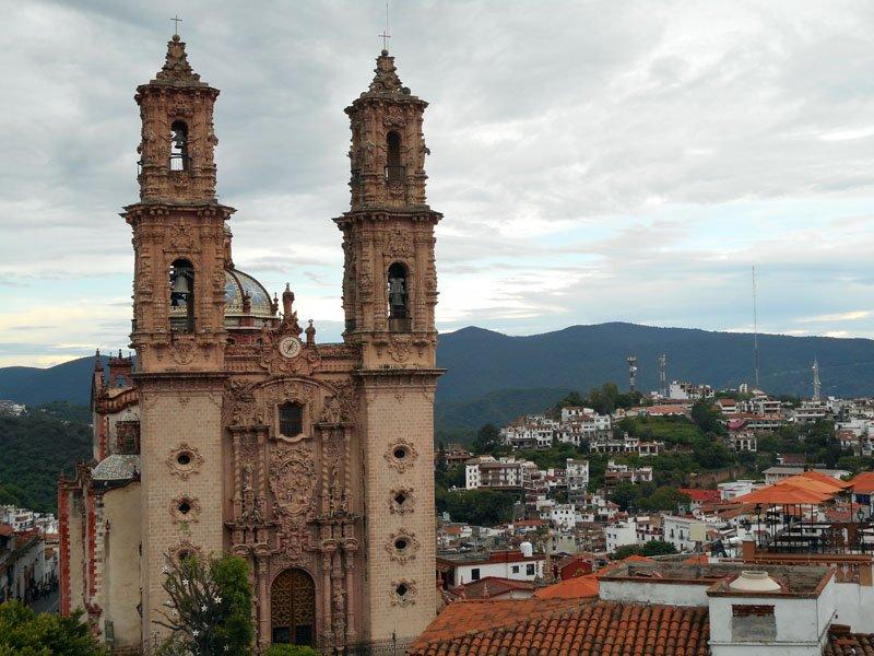 Tempio di Santa Prisca - Taxco
