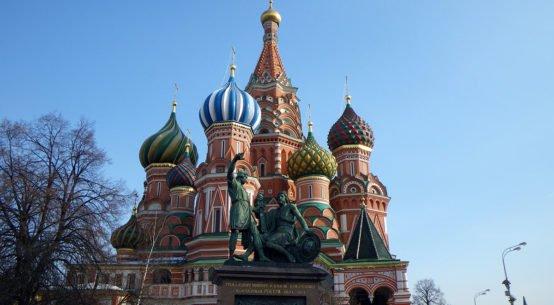 Da Mosca a san Pietroburgo in treno