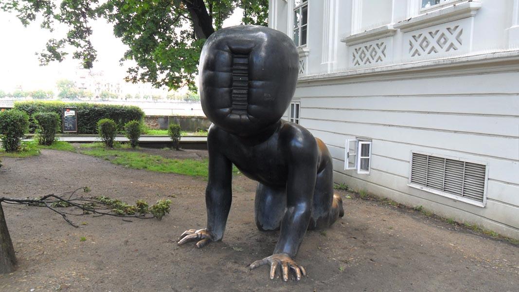 Bronze Babies - David Černý