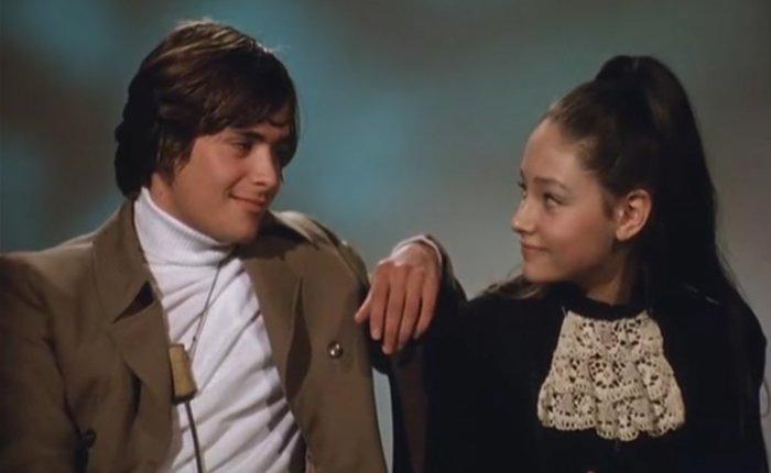 Leonard Whiting e Olivia Hussey