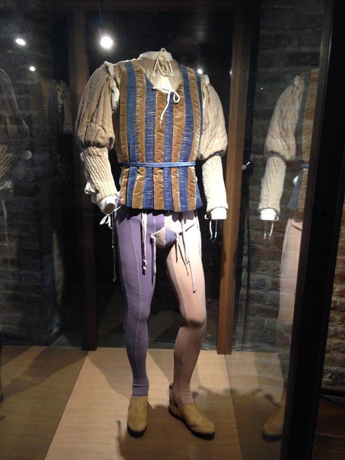 Casa di Giulietta a Verona - costume Zeffirelli