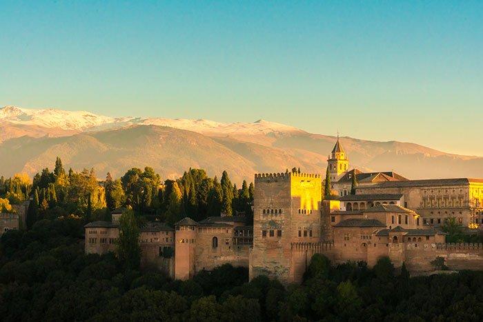 Tour Granada Andalusia