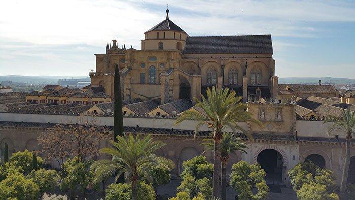 Weekend Andalusia Moschea Cordova
