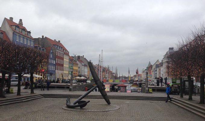 Nyhavn Harbour Copenaghen