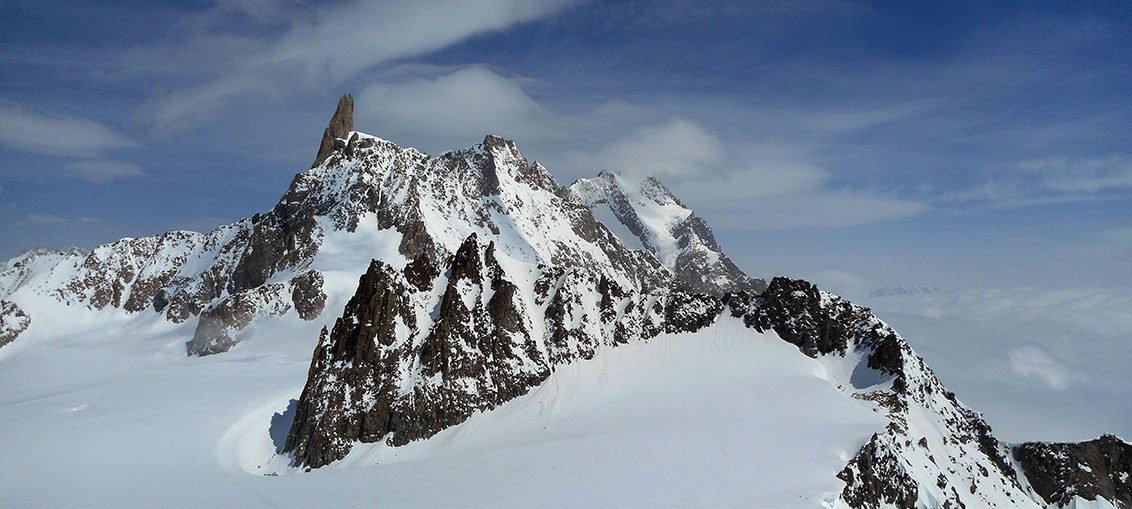 Skyway Monte Bianco La Funivia Ottava Meraviglia Del Mondo