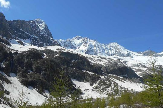 Valmalenco - Trekking in Valtellina
