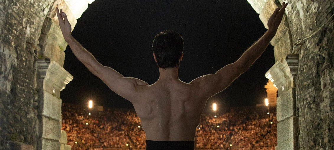Roberto Bolle and Friends in Arena di Verona