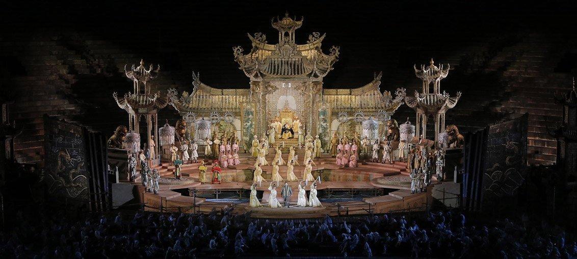 Turandot trama