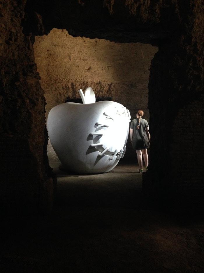 Terme di Caracalla - Michelangelo Pistoletto