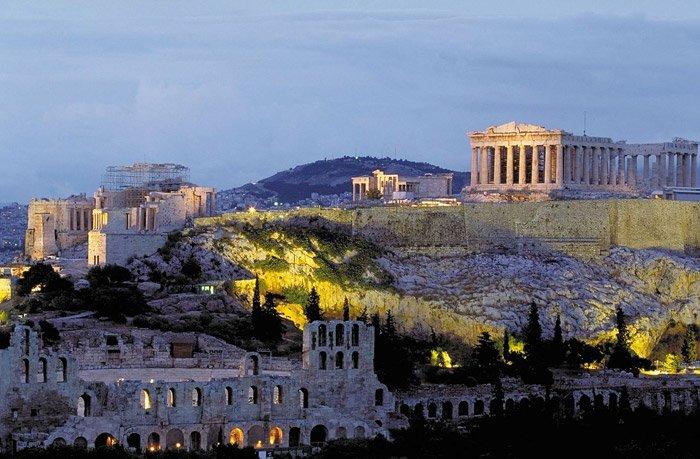 Tour delle isole greche in catamarano