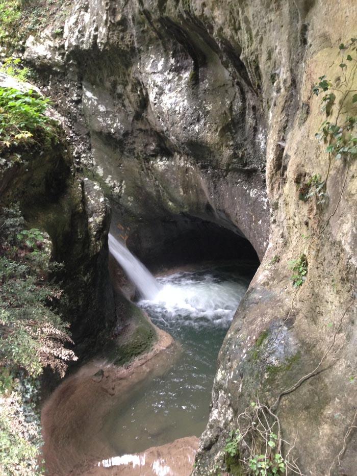 Parco delle Cascate di Molina.