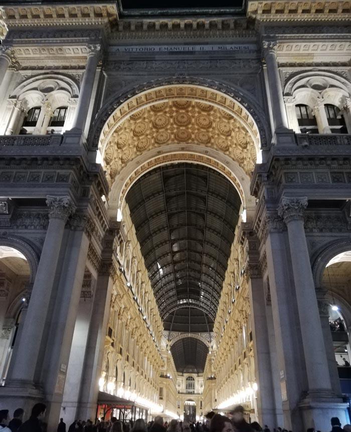 Galleria Vittorio Milano