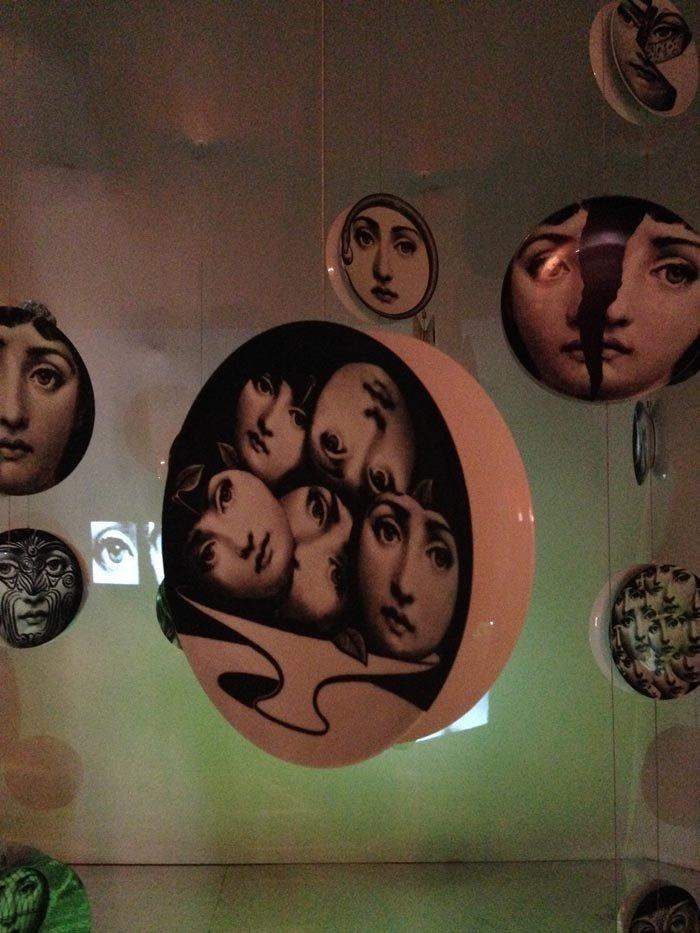 Fornasetti In Mostra A Palazzo Altemps Di Roma Con