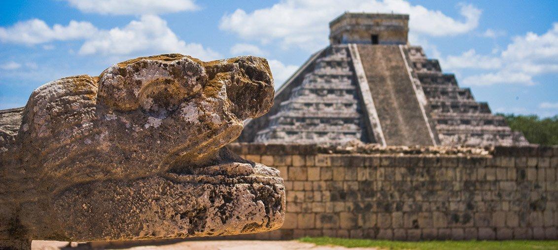 Viaggio in Messico - rovine