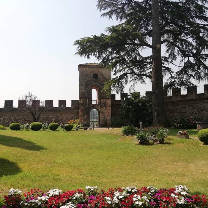 Villa Arrighi a Castellaro Lagusello