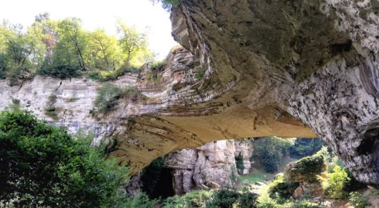 Ponte di Veja in Lessinia