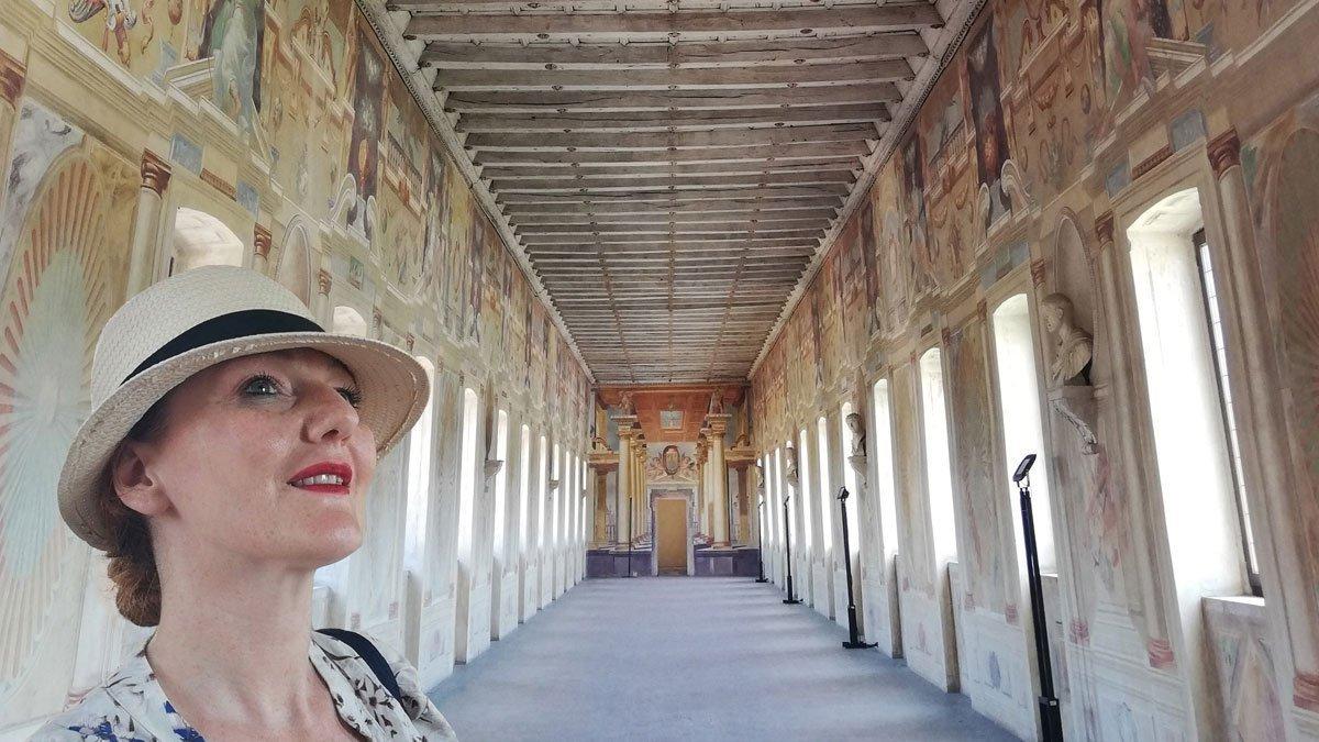 Galleria degli Antichi di Sabbioneta