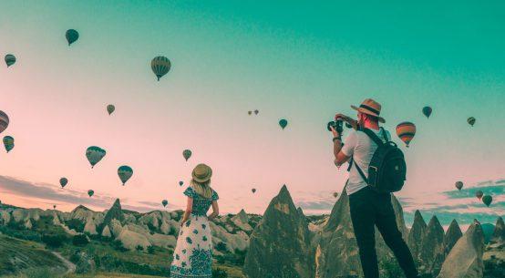 travel influencer