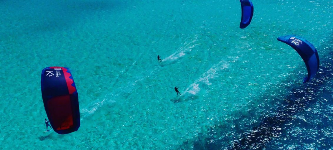 dove fare kitesurf in italia