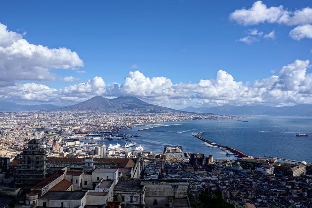 Viaggio a Napoli